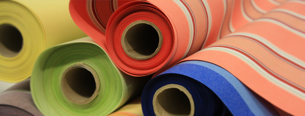 LARGE STOCK OF FABRICS OF THE BEST SUPPLIERS
